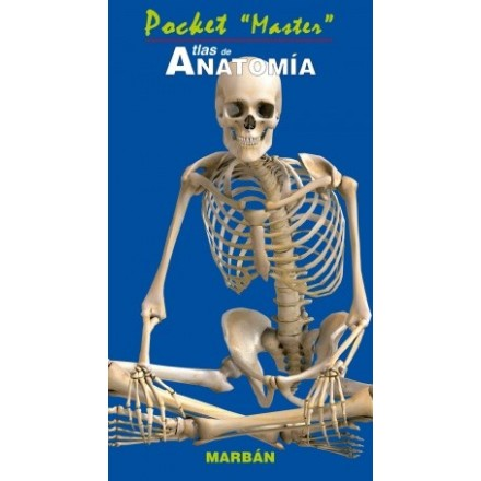 "Atlas de Anatomia Pocket ""Master"""