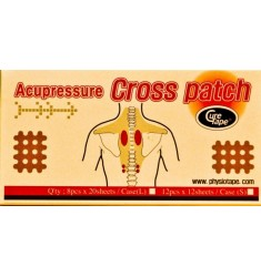 Cross Tape Natural - Cure Tape