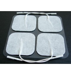 Electrodos Autoadhesivos Tens Care Pack 4 uds 50 x 50 mm
