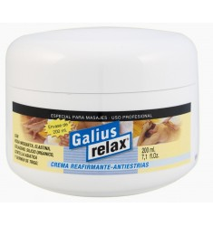 Crema Galius Antiestrias Reafirmante 200 ml