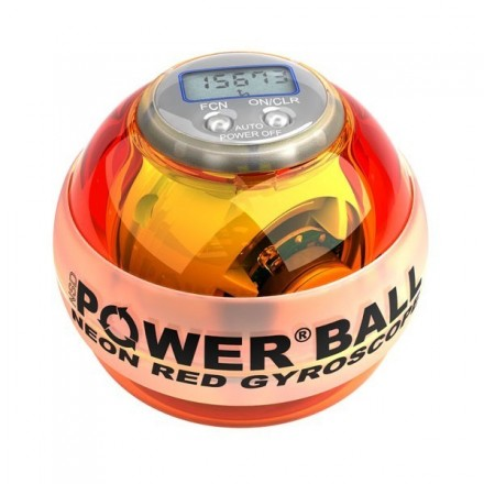 Powerball Neon Red Pro