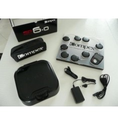 Electroestimulador Compex Wireless SP 6.0