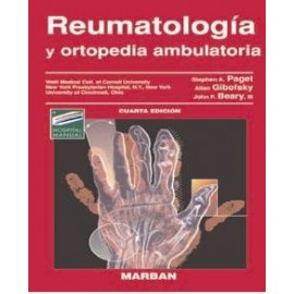 Reumatologia y Ortopedia Ambulatoria